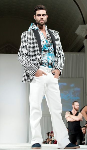Paulie Gibson, Style Fashion Week LA 2013